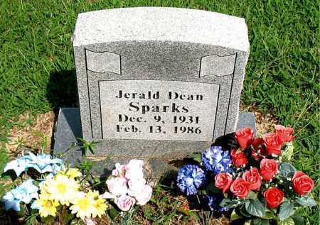 SPARKS, JERALD DEAN - Boone County, Arkansas | JERALD DEAN SPARKS - Arkansas Gravestone Photos
