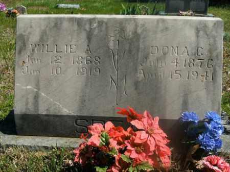 SPEAK, DONA C. - Boone County, Arkansas | DONA C. SPEAK - Arkansas Gravestone Photos