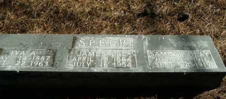 SPEER, SAMUAL CLAY - Boone County, Arkansas | SAMUAL CLAY SPEER - Arkansas Gravestone Photos