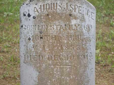 SPENGE, CLAUDIUS J. - Boone County, Arkansas   CLAUDIUS J. SPENGE - Arkansas Gravestone Photos
