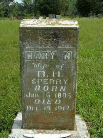 SPERRY, MARY M. - Boone County, Arkansas   MARY M. SPERRY - Arkansas Gravestone Photos