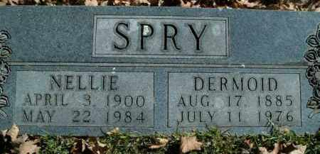 SPRY, NELLIE - Boone County, Arkansas | NELLIE SPRY - Arkansas Gravestone Photos