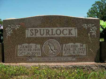 SPURLOCK, AILEEN M. - Boone County, Arkansas | AILEEN M. SPURLOCK - Arkansas Gravestone Photos