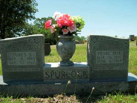 SPURLOCK, JAMES S. - Boone County, Arkansas | JAMES S. SPURLOCK - Arkansas Gravestone Photos
