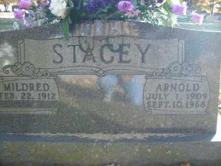STACEY, ARNOLD - Boone County, Arkansas   ARNOLD STACEY - Arkansas Gravestone Photos