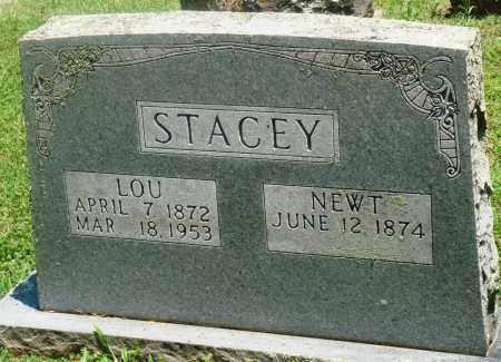 STACEY, LOU - Boone County, Arkansas   LOU STACEY - Arkansas Gravestone Photos
