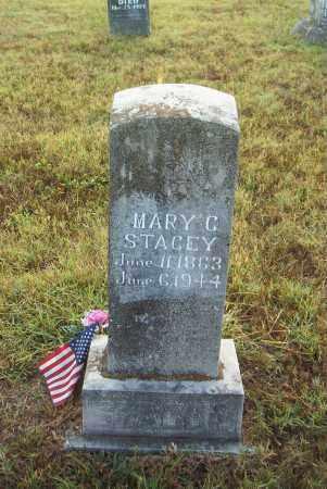 STACEY, MARY  C. - Boone County, Arkansas | MARY  C. STACEY - Arkansas Gravestone Photos
