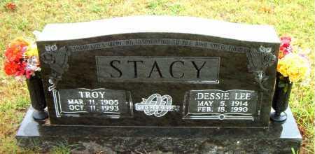 STACY, TROY - Boone County, Arkansas | TROY STACY - Arkansas Gravestone Photos