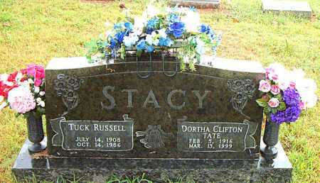 STACY, TUCK RUSSELL - Boone County, Arkansas | TUCK RUSSELL STACY - Arkansas Gravestone Photos