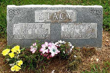 STACY, LAURA E - Boone County, Arkansas | LAURA E STACY - Arkansas Gravestone Photos