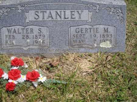 STANLEY, WALTER S. - Boone County, Arkansas | WALTER S. STANLEY - Arkansas Gravestone Photos