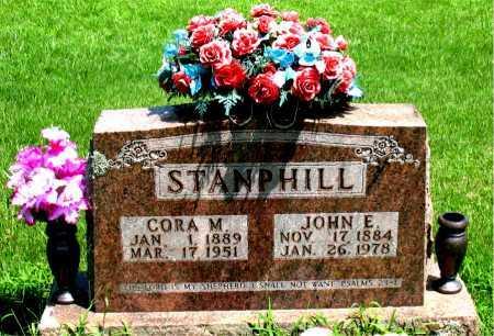 STANPHILL, JOHN E - Boone County, Arkansas | JOHN E STANPHILL - Arkansas Gravestone Photos