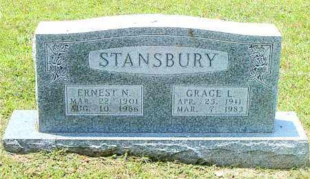 STANSBURY, ERNEST  N. - Boone County, Arkansas | ERNEST  N. STANSBURY - Arkansas Gravestone Photos