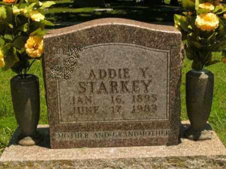 STARKEY, ADDIE Y. - Boone County, Arkansas | ADDIE Y. STARKEY - Arkansas Gravestone Photos