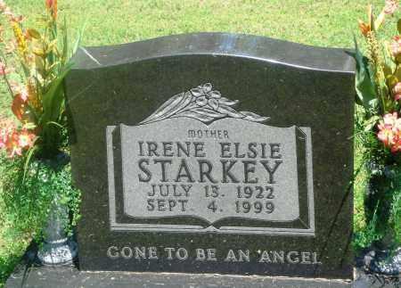 STARKEY, IRENE ELSIE - Boone County, Arkansas | IRENE ELSIE STARKEY - Arkansas Gravestone Photos