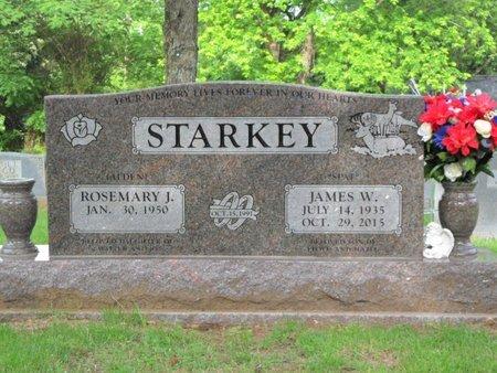 STARKEY, JAMES W. - Boone County, Arkansas | JAMES W. STARKEY - Arkansas Gravestone Photos