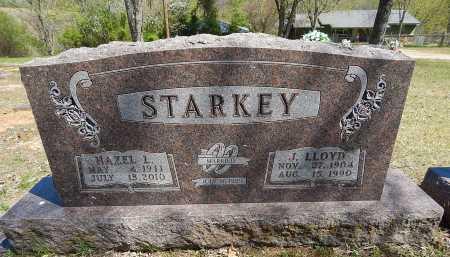 STARKEY, J. LLOYD - Boone County, Arkansas | J. LLOYD STARKEY - Arkansas Gravestone Photos