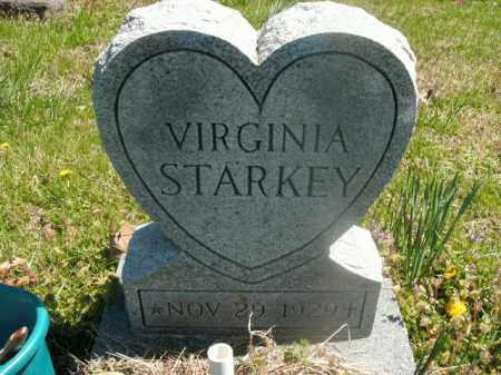 STARKEY, VIRGINIA - Boone County, Arkansas | VIRGINIA STARKEY - Arkansas Gravestone Photos