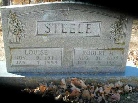 STEELE, ROBERT M. - Boone County, Arkansas | ROBERT M. STEELE - Arkansas Gravestone Photos