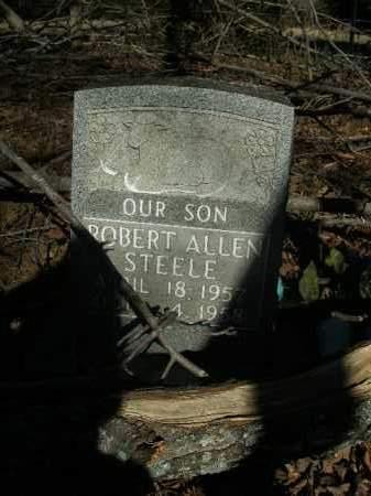 STEELE, ROBERT ALLEN - Boone County, Arkansas | ROBERT ALLEN STEELE - Arkansas Gravestone Photos