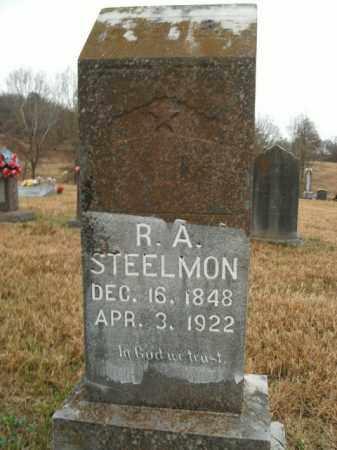 STEELMON, R.A. - Boone County, Arkansas   R.A. STEELMON - Arkansas Gravestone Photos