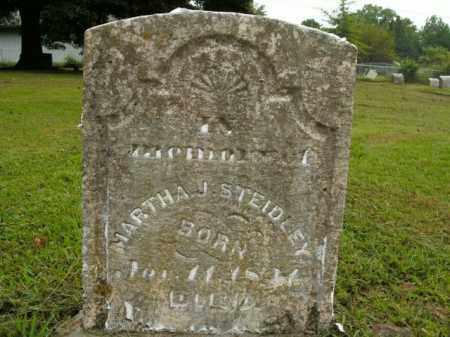 STEIDLEY, MARTHA J. - Boone County, Arkansas | MARTHA J. STEIDLEY - Arkansas Gravestone Photos