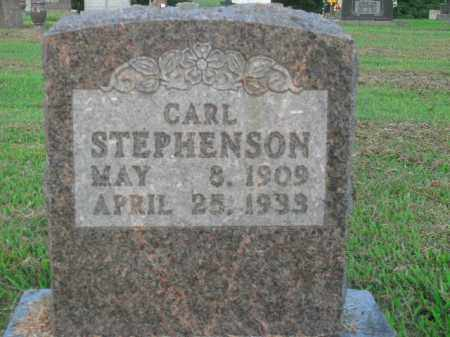 STEPHENSON, CARL - Boone County, Arkansas | CARL STEPHENSON - Arkansas Gravestone Photos