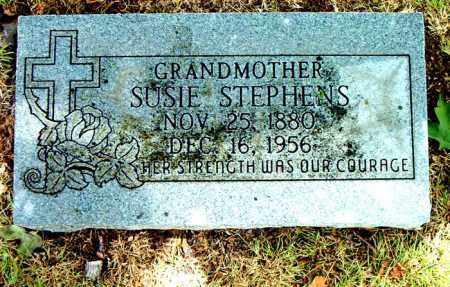 STEPHENS, SUSIE - Boone County, Arkansas | SUSIE STEPHENS - Arkansas Gravestone Photos