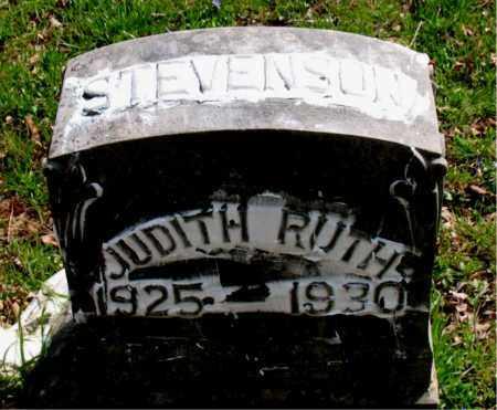 STEVENSON, JUDITH RUTH - Boone County, Arkansas | JUDITH RUTH STEVENSON - Arkansas Gravestone Photos