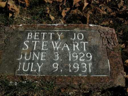STEWART, BETTY JO - Boone County, Arkansas | BETTY JO STEWART - Arkansas Gravestone Photos