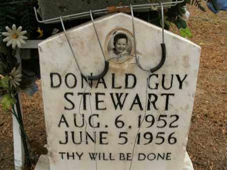 STEWART, DONALD GUY - Boone County, Arkansas | DONALD GUY STEWART - Arkansas Gravestone Photos