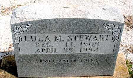 SNELSON STEWART, LULA M. - Boone County, Arkansas | LULA M. SNELSON STEWART - Arkansas Gravestone Photos
