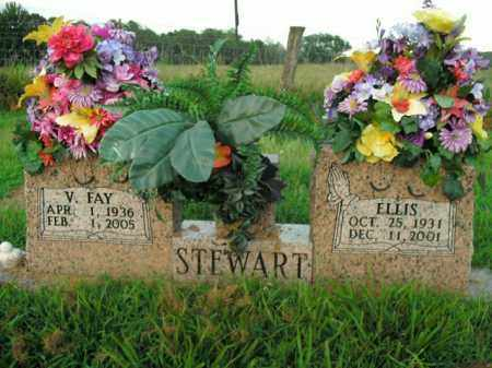 STEWART, V. FAY - Boone County, Arkansas | V. FAY STEWART - Arkansas Gravestone Photos
