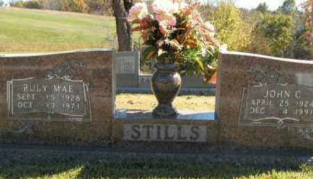 STILLS, JOHN C. - Boone County, Arkansas | JOHN C. STILLS - Arkansas Gravestone Photos