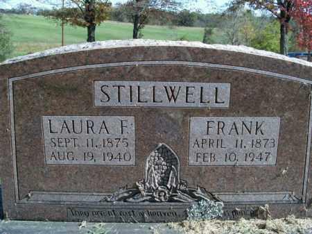 STILLWELL, FRANK - Boone County, Arkansas   FRANK STILLWELL - Arkansas Gravestone Photos