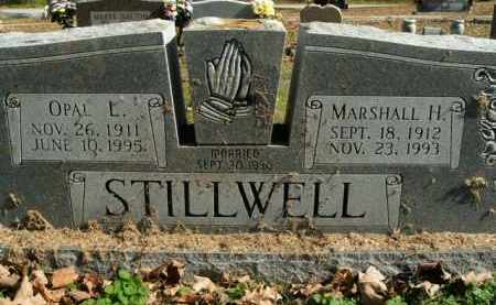 STILLWELL, OPAL L. - Boone County, Arkansas   OPAL L. STILLWELL - Arkansas Gravestone Photos