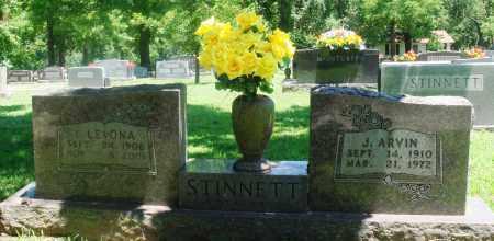 STINNETT, J. ARVIN - Boone County, Arkansas   J. ARVIN STINNETT - Arkansas Gravestone Photos