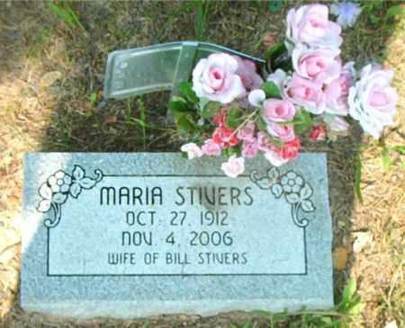 STIVERS, MARIA - Boone County, Arkansas | MARIA STIVERS - Arkansas Gravestone Photos