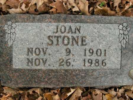 STONE, JOAN - Boone County, Arkansas | JOAN STONE - Arkansas Gravestone Photos