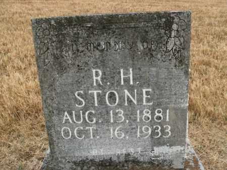 STONE, R.H. - Boone County, Arkansas | R.H. STONE - Arkansas Gravestone Photos