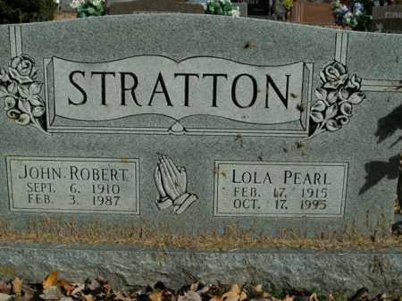 STRATTON, JOHN ROBERT - Boone County, Arkansas | JOHN ROBERT STRATTON - Arkansas Gravestone Photos