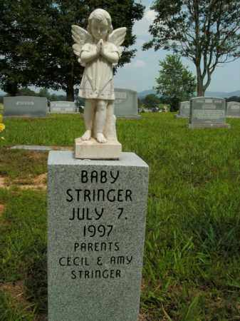 STRINGER, BABY - Boone County, Arkansas | BABY STRINGER - Arkansas Gravestone Photos
