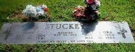 STUCKEY, JOHN  C. - Boone County, Arkansas | JOHN  C. STUCKEY - Arkansas Gravestone Photos