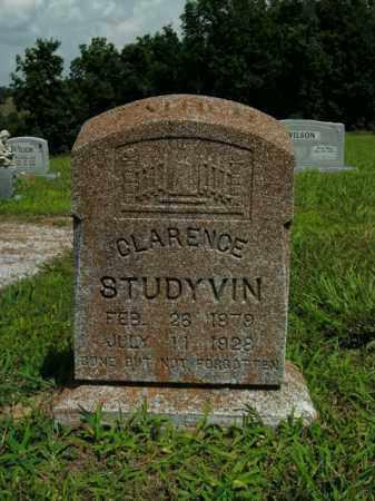 STUDYVIN, CLARENCE - Boone County, Arkansas | CLARENCE STUDYVIN - Arkansas Gravestone Photos