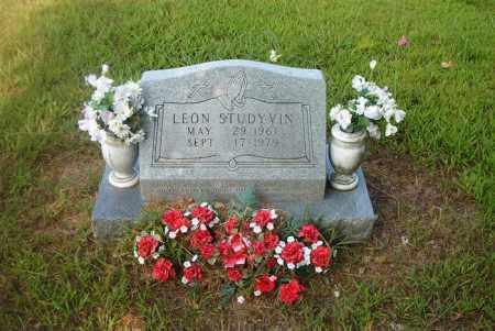 STUDYVIN, LEON - Boone County, Arkansas | LEON STUDYVIN - Arkansas Gravestone Photos