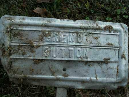 SUTTON, BRENDA - Boone County, Arkansas   BRENDA SUTTON - Arkansas Gravestone Photos