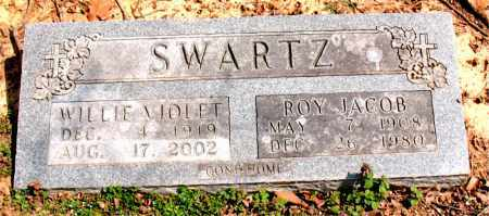 SWARTZ, ROY JACOB - Boone County, Arkansas | ROY JACOB SWARTZ - Arkansas Gravestone Photos