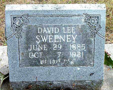 SWEENEY, DAVID LEE - Boone County, Arkansas | DAVID LEE SWEENEY - Arkansas Gravestone Photos