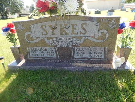 SYKES, ELEANOR J. - Boone County, Arkansas | ELEANOR J. SYKES - Arkansas Gravestone Photos