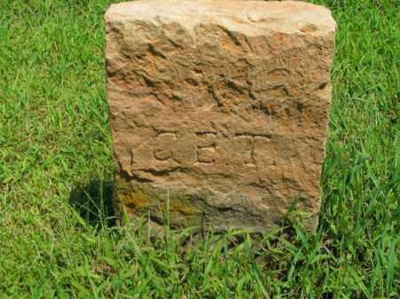 T, G.E. - Boone County, Arkansas   G.E. T - Arkansas Gravestone Photos